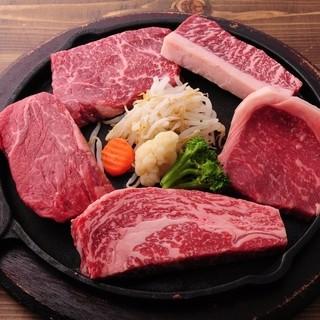 ステーキ専門店のかうぼーい