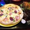 ジュリエ - 料理写真:ミックスピザセット ¥1000
