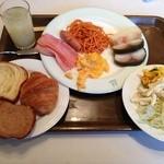 プライムタイム - この日の朝食