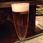 Brochette Bon Bon Shin - 生ビール