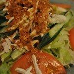 餃子の丸満 - 丸満サラダ
