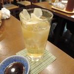 きやり - ジンジャー(神社)ハイボール