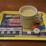 24711993 - セットもののホットコーヒー