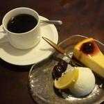ヨコスカシェル - チェリーチーズケーキ