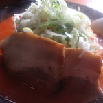 らー麺 武蔵 - 辛麺(あっさり)