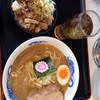 大勝軒満帆 - 料理写真:ラーメンセット¥600