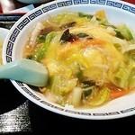 中華飯店一番 - 天中丼♪