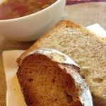 24715692 - モーニング「スープセット」