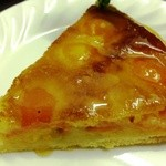 ガストロパブ エールズ - 季節限定『金柑のタルト』旬のフルーツデザート。