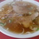 24716807 - ワンタン麺 550円