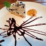 24719303 - 濃厚生クリームのチーズケーキ