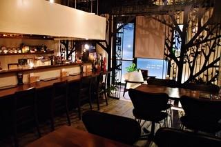 cafe de SORA - 上質なコーヒーが堪能できると評判のお店です。