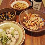 釣り師 みず崎 - こだわりの醤油で煮こんだ、田舎料理。お酒にもよくあいます。