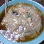 香来軒 - 広東麺