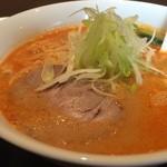 アジアン食堂 - 麺が少し柔らかかったのが座念でした。