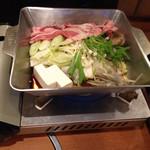 和食さと - すき焼き鍋 1人前