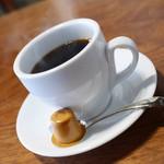 トラットリア・ダ・フェリーチェ - コーヒー