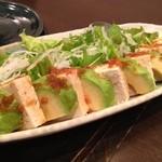 24722358 - アボガドと豆腐のサラダ