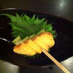 醪音 - 豆腐の味噌漬け(¥480)