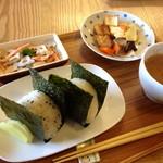 Cafe Musu.B - 料理写真:今週のランチ(630円)