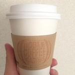ノーブルコーヒーロースターズ - ブレンドコーヒー(テイクアウト) 380円