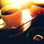 櫻珈琲煎房 - クーポンで食後のコーヒー♪ミルクの代わりについてくる生クリームが好きです꒰ ︠ु௰•꒱ु❤