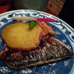 入母屋 - お魚料理:鰆の西京焼き