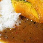 印度風カリーライス 吉葉 - 野菜チキンカレー