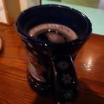 imbiss カリーブルスト - 冬の定番グリューヴァイン(シナモンなどの香料入りホットワイン)