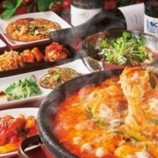 【味処】博多ゴールデンタイムスが贈るちかっぱ美味い鍋コース♪