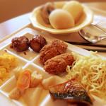 Kokosu - 朝食バイキング