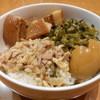 Koufukukan - 料理写真:500えん『台湾肉丼』2014.3
