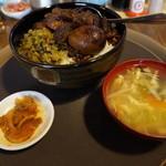 新錦江 - 780えん『ランチ魯肉飯』2014.3