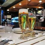 サヴィニ - 再訪:生ビール