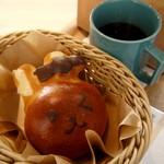 ブルースベーカリーカフェ - 料理写真: