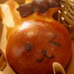 ブルースベーカリーカフェ - どうぶつパン