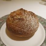 フランス料理 ラノー・ドール - パン