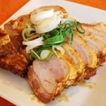 焼き豚P - 料理写真: