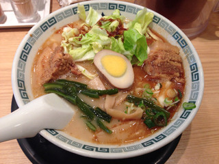 桂花ラーメン 池袋サンシャイン60通り店 - 太肉麺