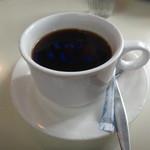 麦 - ホットコーヒー