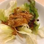 中国四川料理天悠 - バンバンジー