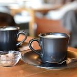 ネコジャラシ - ランチセットの飲み物 珈琲