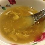 中国四川料理天悠 - スープ