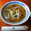 都 - 料理写真:2014年2月9日(日) とんこつにんにく味噌ラーメン