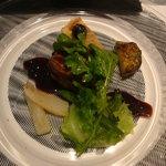 ラ・ブランシュ - 鴨肉のパイ包み焼き