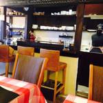 SOBA Café さらざん -