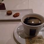 カンブーザ - コーヒーと茶菓子
