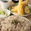 コチソバ - 料理写真:天ぷらセット