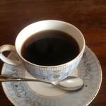 珈琲茶房 杏 - ホットコーヒー