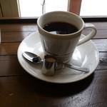 コーヒーマーケット - カウンター席にて